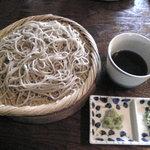 2153576 - 十割蕎麦(限定)