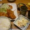 笹 - 料理写真:串カツ定食