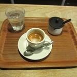 NOZY COFFEE - エスプレッソ