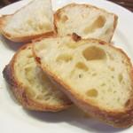 パンとごはん - パン 3