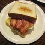 パンとごはん - BLTサンド