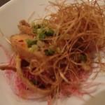 中国料理 桃翠 - 鶏もも肉の香辛料煮。