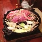 らむ蔵 - ジンギスカン鍋