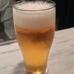 SAVOY - 生ビール