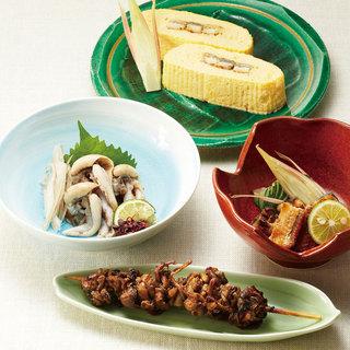 蒲焼きや白焼きに合あう日本酒を多数ご用意しております
