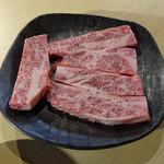 一八 - 料理写真:バラ(950円)