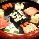 寿司割烹 むらい - 上にぎり3人前