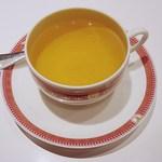 フォション・サロン・ド・テ - プランタンですw (^^ ベリーと薔薇の香りがつけてある緑茶ですw