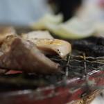 馬場ホルモン - 料理写真:焼くべし焼くべし!