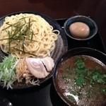 21543517 - 醤油つけ麺