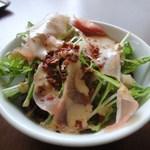 Spuma Dining Dessert - サラダ