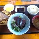 21543760 - チマキたたき定食(980円)