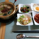 ふる里 - (2013年9月再訪①)豚クッパは、鍋での提供に変更♪