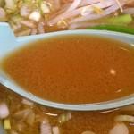 中華レストラン太郎 - 中華レストラン太郎 @中葛西 味噌ラーメン 「博多のあん」様 リスペクト画像