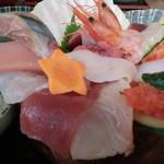 もり志麻 - 海鮮丼