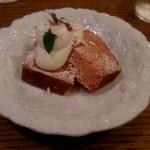 TORi - ビーツのパウンドケーキ(430円)