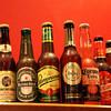 イルコンチェルト - 料理写真:各国の輸入ビールが勢揃い!