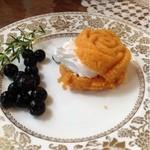 ドリプレ・ローズガーデン カフェ - パンケーキ