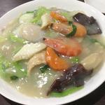 王家中国福建家常菜 - 福建海鮮あんかけ炒飯 ¥780