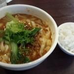 西安刀削麺酒楼 - タンタン刀削麺&小ライス