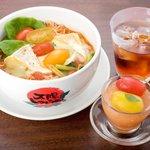 太陽のトマト麺Next - 新宿ミロード限定!プリンセストマト麺セット