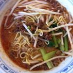 華中 - 担々麺