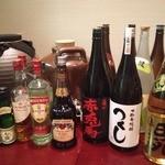 コラク - アルコールは地酒~カクテル、スピリッツまで種類豊富に取り揃えております。一品も豊富なので、居酒屋としてのご利用も◎