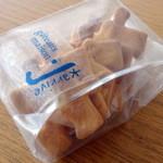 ジャリーヴ - クッキー「パズル」6枚200円