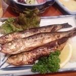 海味 魚がし - 130724丸干しイワシ180円
