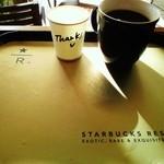 スターバックス・コーヒー - スターバックスリザーブ:パナマカルメンステート