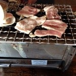 浜茶屋網元 - 豚焼き