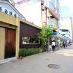 三條若狭屋 - 三条商店街、東入口(角)