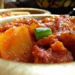 瑛舎夢 - 野菜のカリーアップ