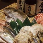 食彩 あばらや - 市場直送新鮮鮮魚!!