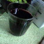 日向食堂 - カチワリでない赤ワイン
