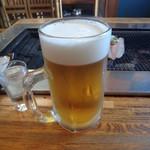 21570090 - 生ビール 大