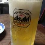 八角 - 2013/9/7 ビールから!