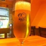 シュンドル ボン - 生ビールS