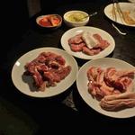 だるま - その後肉のお替りをし
