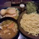 三ツ矢堂製麺 - マル得つけ麺(中盛り)