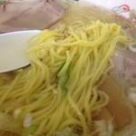 らーめん 六花 - 麺