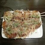 松尾亭 - 料理写真:できたてのたこ焼き
