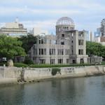 新天地 みっちゃん - その他写真:相生橋から眺める「原爆ドーム」