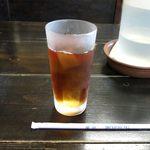 自由人舎 時館 - ウーロン茶