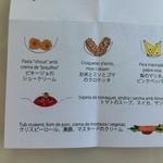 レストラン サンパウ - 5種のアペリティーボ