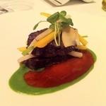 レストラン サンパウ - 牛ほほ肉