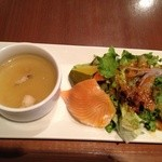 ガストハウス 44 - サラダ&スープ