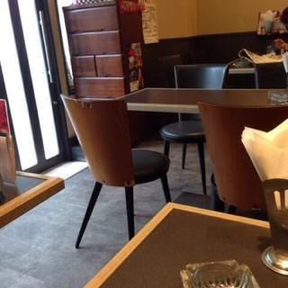 喫茶レストラン縄