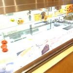 Pasta Frolla - ケーキもジェラートもすべて売り切れ~!残念でした。