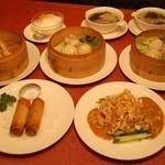 東林 - コース料理のイメージ写真です。